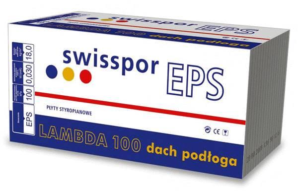 Swisspor lambda 100 dach podłoga